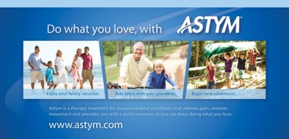 ASTYM what you love